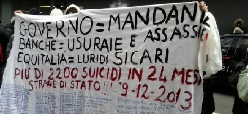 stato ladro e assassino