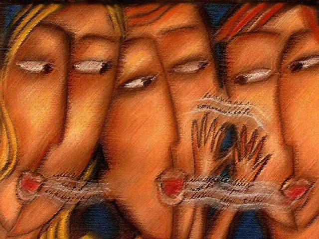 Risultati immagini per pettegolezzo